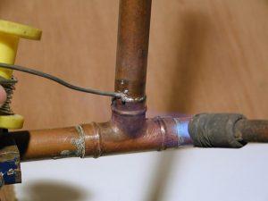 slab leak repair cost