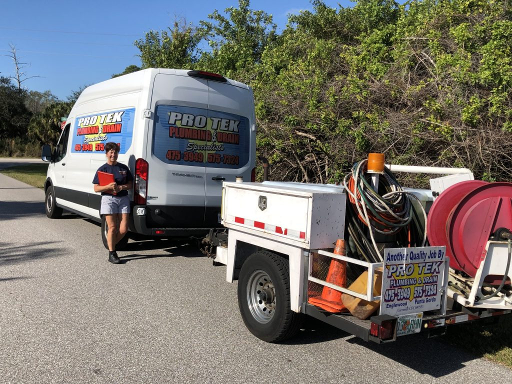 Protek Plumbing And Drain Specialists Plumbers Port